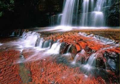گردشگری: عجیب ترین رودخانه های جهان