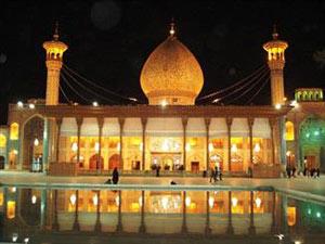مسجد شاهچراغ,اماکن زیارتی شیراز