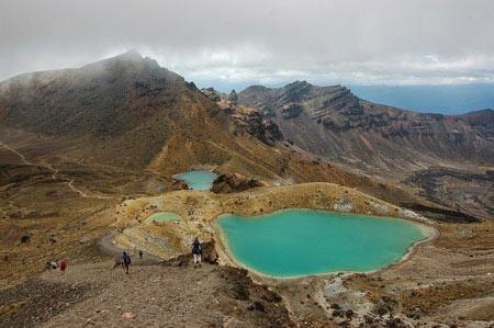 دریاچه,دریاچه آتشفشانی,زیبارتن دریاچه ها