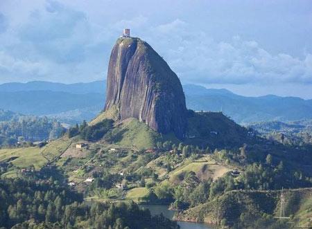 صخره,صخره ال پنیول,صخره گواتاپه