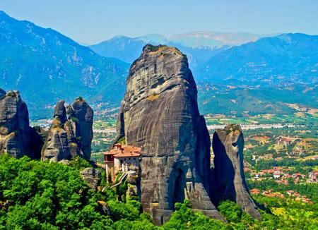یونان گهواره تمدن اروپا + تصاویر