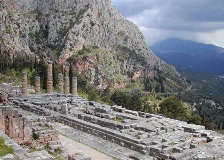 یونان,دیدنی های جهان,اماکن باستانی یونان