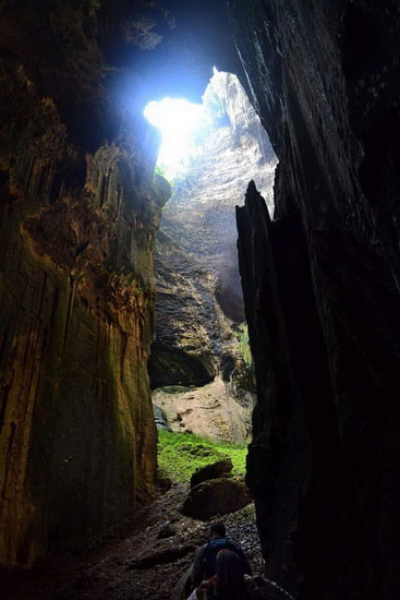 غار,زیباترین غارهای جهان,دیدنی های مالزی