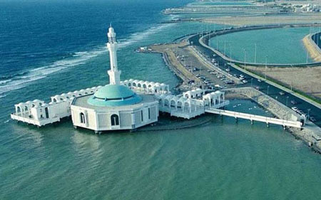 مسجد,مساجد,مساجد شناور توریستی