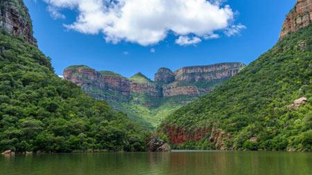 عجایب طبیعی,دره رودخانه بلاید,معروفترین درههای جهان