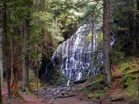 آبشار رامونا,تصاویر آبشار رامونا,عکس های آبشار رامونا