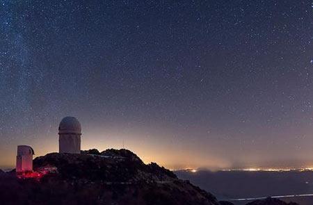 دره مرگ پارک ملی,جزیره مائونا کی,بهترین مناظر آسمان شب