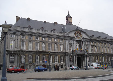 تصاویر کاخ شاهزاده اسقف,عکس های کاخ شاهزاده اسقف,کاخ شاهزاده اسقف در لیژ بلژیک