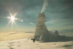 کوه آتشفشان یخی,کوه Erebus,آتشفشان های فعال(http://www.oojal.rzb.ir/post/1209)