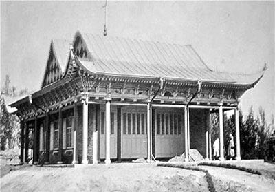 مسجد دونغانها,تصاویر مسجد دونغانها,مسجد دونغانها در قرقیزستان