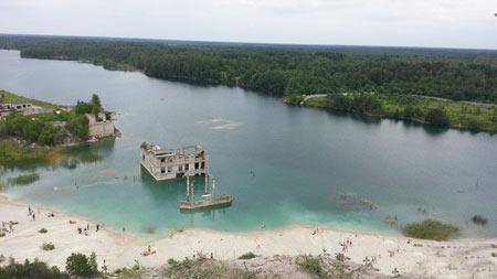 زندان استونی,عجایب گردشگری,مکانهای گردشگری