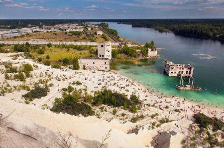 زندان زیر ابی استونی