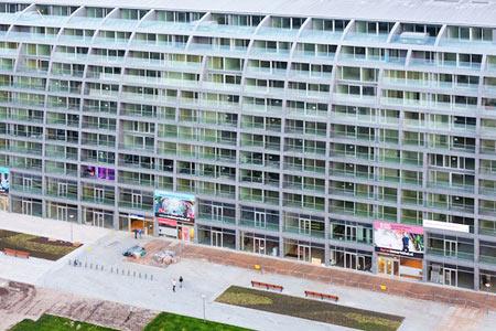 بازار,بازار تونلی رتردام,دیدنیهای کشور هلند
