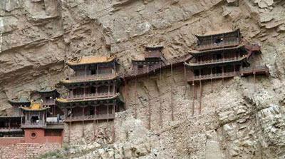 صومعه ,خطرناک ترین صومعه های جهان,صومعه سوملا,صومعه سوملا در چین
