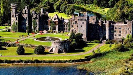 قلعه,قلعه آشفورد,قلعه آشفورد در ایرلند