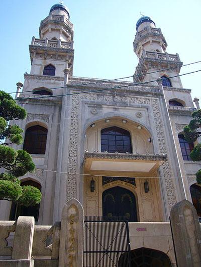 مسجد کوبه,ژاپن,مسجد کوبه اولین مسجد در ژاپن