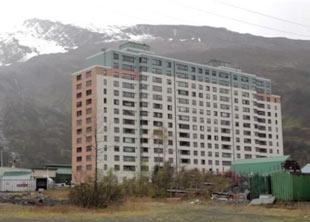 شهری به وسعت یک آپارتمان (عکس)
