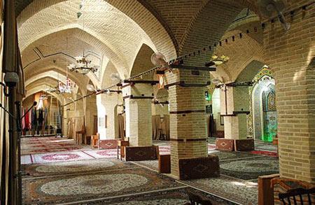 مسجد,مسجد عمادالدوله,تاریخچه مسجد عمادالدوله