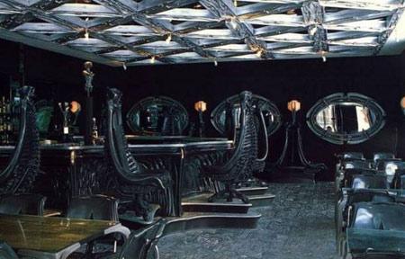 رستوران, رستوران های عجیب و غریب, رستوران های غیر عادی