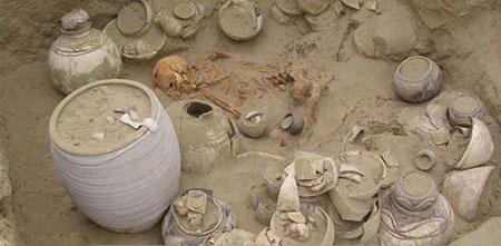 تاريخي: شهر سوخته و شگفتیهای شهر سوخته