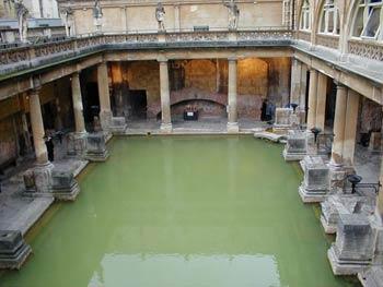 حمام, حمام رومی در استانبول, تاریخچه ساخت حمام رومی در استانبول