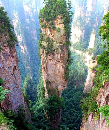 دیدنی های جهان, عجایب طبیعت, عجایب گردشگری