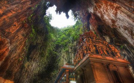 معبد,مکانهای دیدنی مالزی, معبد باتو کیو در مالزی