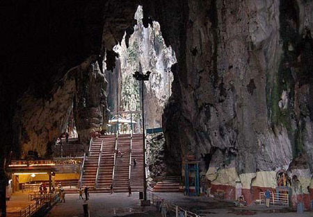 مکانهای مذهبی مالزی, معبد باتو کیو, معبد باتو کیو در مالزی