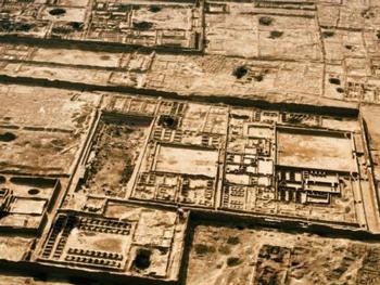 چان چان بزرگترین شهر خشتی جهان (+تصاویر)