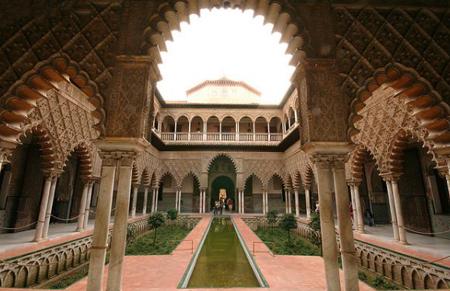 کاخ,قصر سویل, قلعه های تاریخی جهان