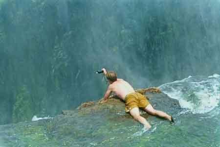 استخر,دیدنی های زیمباوه, تصاویر استخر شنای شیطان