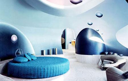 هتل حبابی در فرانسه,Bubble House, تصاویر هتل حبابی در فرانسه