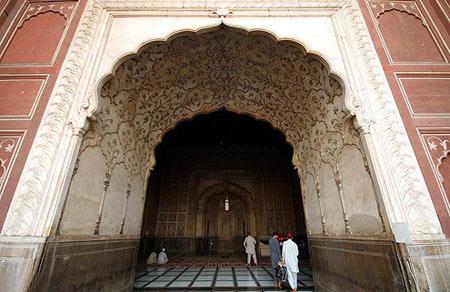 مسجد پادشاهی,مسجد عالمگیر, مسجد پادشاهی در لاهور پاکستان
