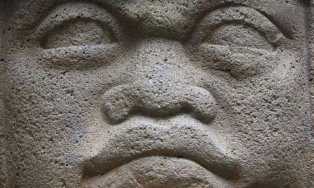 مجسمه,سردیس اولمک, مجسمه های باستانی