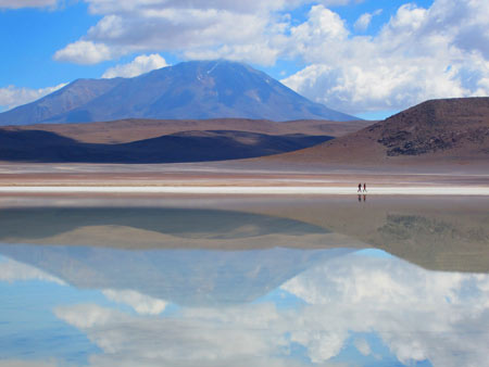 عجایب طبیعت,سالار دیونی,سالار دیونی در کشور بولیوی