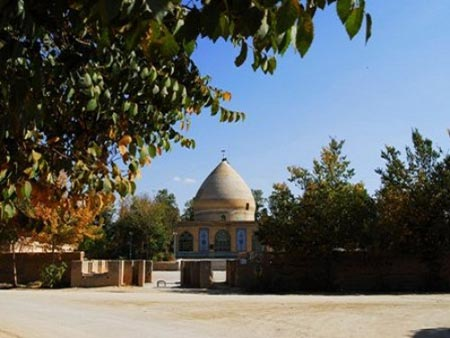 مکانهای مذهبی ایران و جهان,بقعه امامزاده دستگرد,امامزاده دستگرد در شهرکرد