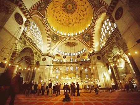 عکس های مسجد سلطان احمد,مسجد سلطان احمد در ترکیه,مسجد سلطان احمد در ترکیه