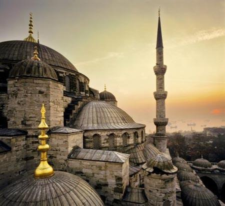 عکس های مسجد سلطان احمد,مسجد کبود,مسجد سلطان احمد در استانبول