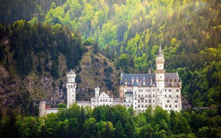 کاخ های سلطنتی,زیباترین قصر های جهان,قصرهای سلطنتی زیبا