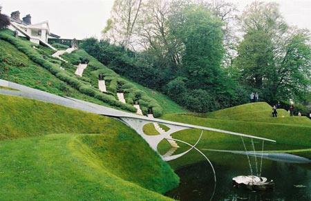 عجایب گردشگری,باغ گردشگری کیهانی,زیباترین باغها در جهان