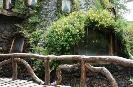هتل مونتانا, هتل Montana در شیلی