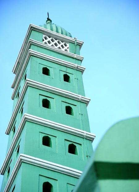 مسجد جامع,مسجد Jamae,مسجد جامع در سنگاپور