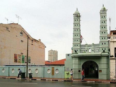 مسجد jamae,مسجد جامع,مسجد جامع در سنگاپور