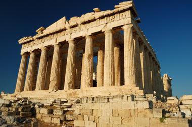 مکانهای باستانی یونان,مکانهای تاریخی یونان,دیدنی های یونان