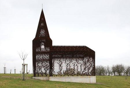 کلیسای شفاف, کلیسای ترنسپرنت,تصاویر کلیسای ترنسپرنت
