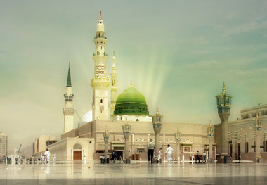 مسجد النبی, تاریخچه مسجد النبی, آشنایی با مسجد النبی