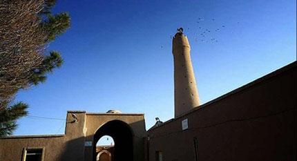 مسجد قهرج, مسجد جامع قهرج، قديمي ترين مسجد ايران