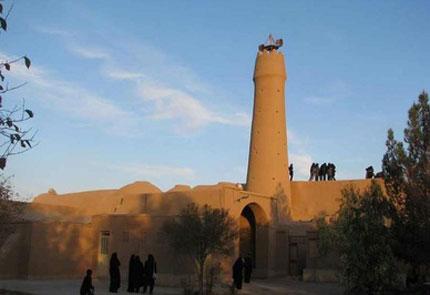 مسجد قهرج, مسجد جامع قهرج، قدیمی ترین مسجد ایران