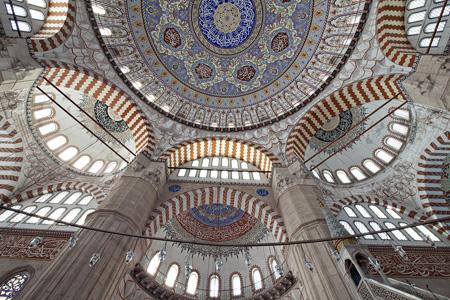 مکانهای دیدنی ترکیه, تصاویر مسجد سلیمیه, عکس های مسجد سلیمیه