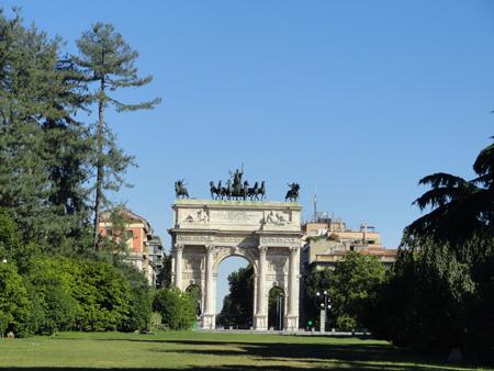 طاق صلح در ایتالیا,طاق صلح,تصاویر طاق صلح